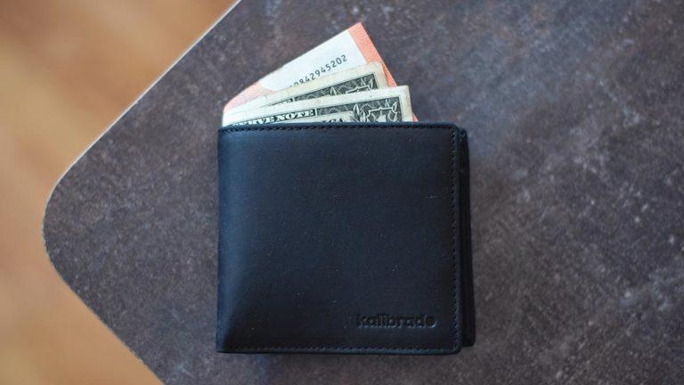 おしゃれに使える人気のメンズ二つ折り財布10選